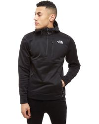 The North Face - Mittellegi 1/4 Zip Hoodie - Lyst