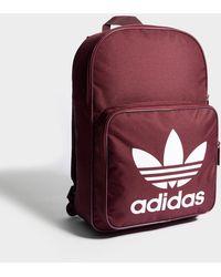 adidas Originals - Classic Trefoil Backpack - Lyst