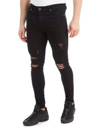 Good For Nothing - Denim Rip Jeans - Lyst