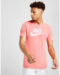 Nike - Wash Futura T-shirt - Lyst