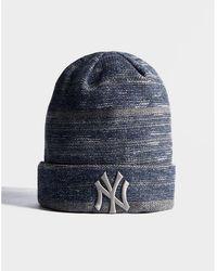 7f50522b403499 KTZ Mlb New York Yankees Knit Beanie in Red for Men - Lyst