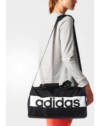 bf1adb33db Adidas Team Bag 171 Women s Bag In Black in Black - Lyst