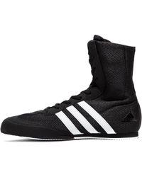 adidas - Box Hog Boxing Boots - Lyst