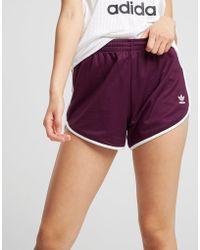 adidas Originals - Runner Shorts - Lyst