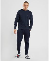 Tommy Hilfiger - Side Tape Track Trousers - Lyst