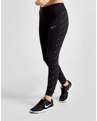 Nike - Running Racer Flash Tights - Lyst