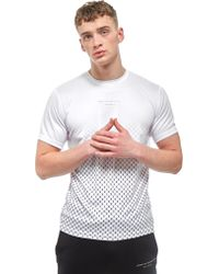 Creative Recreation - House Pattern Ombre T-shirt - Lyst