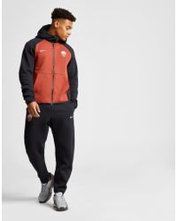 Nike - A.s Roma Fc Tech Track Trousers - Lyst
