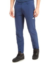 The North Face - Ridge Woven Trousers - Lyst