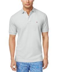 Tommy Hilfiger | Short Sleeve Rugby Polo Shirt 035 Xl | Lyst
