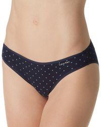 Calvin Klein - Qd3644 Form Cotton Blend Bikini Panty - Lyst