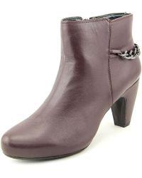 Easy Spirit - Parilynn Women Us 5 Burgundy Ankle Boot - Lyst