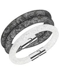 Swarovski - Stardust Bracelet Set - 5185001 - Lyst