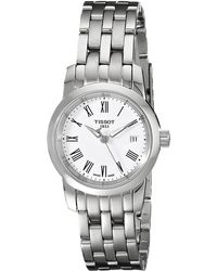 Tissot - T0332101101300 'dream' Stainless Steel Watch - Lyst