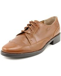 Aerosoles | Accomplisht Brown Wingtip Oxford | Lyst