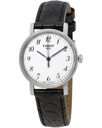 Tissot - Everytime Lady White Dial Ladies Watch T1092101603200 - Lyst