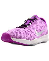 sold worldwide on feet at sold worldwide Lyst - Nike Zoom Fit Women Us 9.5 Pink Sneakers Uk 7 Eu 41 ...