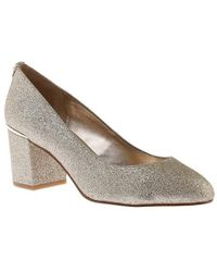 Nine West - Astor Block Heel Pump - Lyst