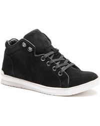 Guess Sneakers Mens - Guess Tagne Blue