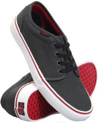 fa7ab44a760220 Vans - Unisex 106 Vulcanized Sneakers Drkshdwchilipeppr M3.5 W5 - Lyst