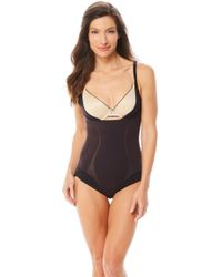 Maidenform - Dm5004 Firm Foundations Torsette Bodybriefer - Lyst