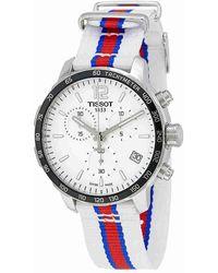 Tissot - Quickster Chronograph Watch T0954171703733 - Lyst