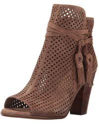 Vince Camuto - Kamey Ankle Boot Phantom - Lyst