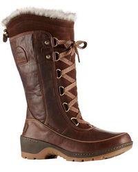 Sorel | Tivoli Iii High Premium Snow Boot | Lyst