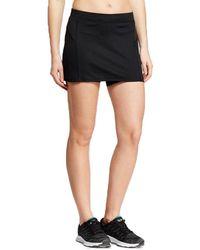 Champion - C9 Running Skort Duo Dry Inner Short Skirt - Lyst