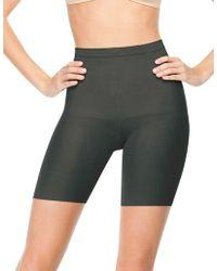 Spanx   & Slimproved Black Higher Power Panties   Lyst