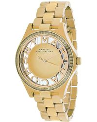 Marc Jacobs - Watches Henry Watch - Lyst