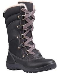 Timberland - Earthkeepers Mount Hope Mid Leather/fabric Boot - Lyst