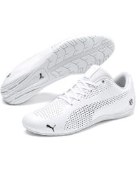 a419d58a27e Lyst - Puma Bmw Ms Evospeed 1.4 White   Team Blue Ankle-high Nylon ...
