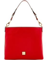 Dooney & Bourke - Pebble Grain Extra Large Courtney Sac - Lyst