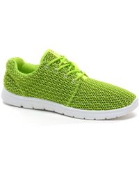 Alpine Swiss - Kilian Mesh Sneakers Casual Shoes Mens & Womens Lightweight Trainer - Lyst