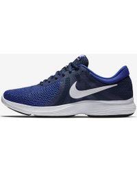 c36e9d5af4174 Lyst - Nike Revolution 4 Sneaker in Blue for Men