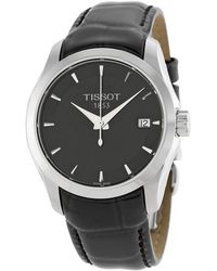 Tissot - Couturier Dial Ladies Watch T0352101605100 - Lyst