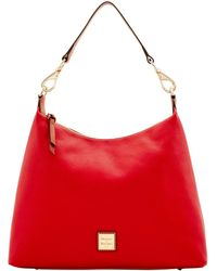 Dooney & Bourke - Pebble Grain Juliette Hobo - Lyst