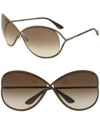 Tom Ford | Ft0130 Miranda Butterfly Sunglasses | Lyst