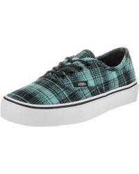a1c67b0f220 Lyst - Vans Classic Slip-on Men Us 7.5 Gray Skate Shoe in Gray for Men