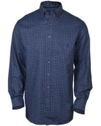 c623342c0 Lyst - Polo Ralph Lauren Mens Striped Signature Button-down Shirt in ...