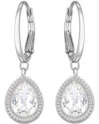 Swarovski - Aneesa Pierced Earrings - 5036774 - Lyst