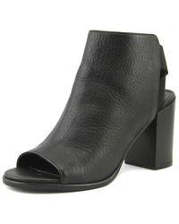 Steve Madden - Mindy Women Us 8.5 Black Sandals - Lyst