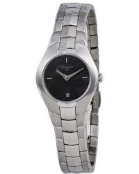 Tissot - T-round Ladies Watch T0960091112100 - Lyst