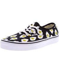 9a0a66348c1 Vans - Authentic Kendra Dandy Ankle-high Canvas Skateboarding Shoe - 8m    6.5m
