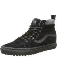 14f2db5a91 Vans - V00xh4jub-090 Unisex Sk8-hi Mte Skate Shoes - Lyst