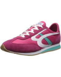 93a8faae6505b5 Skechers - Bobs From Sunset Fashion Sneaker 34166 Hot Pink turquoise 7 -  Lyst