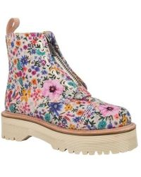 Dr. Martens - Sinclair 8-eye Jungle Boot - Lyst