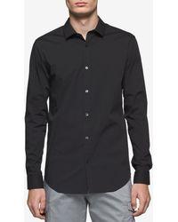 CALVIN KLEIN 205W39NYC - Slim-fit Infinite Stretch Shirt - Lyst