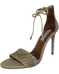 70ce618c849 Steve Madden - Womens Salllie High Heel Sandal Shoes - Lyst